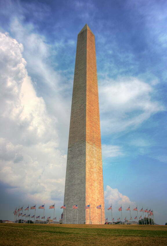 Washington-Monument-HDR