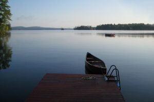 Morning-on-Damariscotta-Lake
