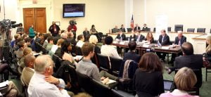 Event in the Committee on Oversight and Government Reform Room on Capitol Hill.