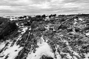 Rock Formation — Crystal Cove State Park, California